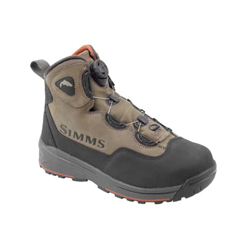 Simms Men's Headwaters Boa Boot With Vibram Sole