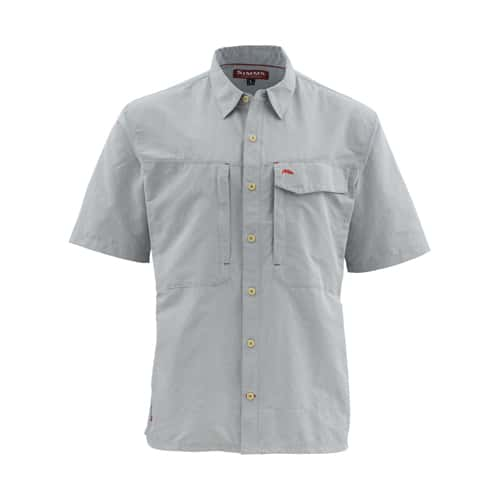 Simms Guide Short Sleeve Shirt Closeout Sale