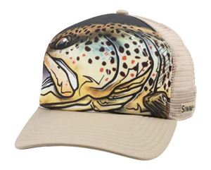 Simms Artist Series Five Panel Trucker