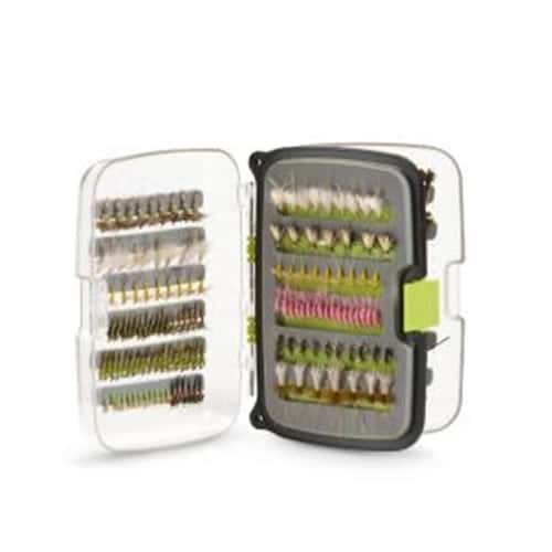 Scientific Anglers 432 Max Fly Box - Small - Lime Green