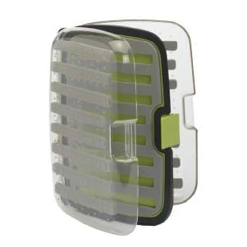 Scientific Anglers 752 Max Fly Box, Waterproof - Medium - Lime Green