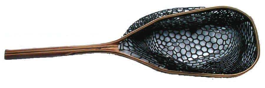 Fisknat Nets: San Juan Guide Fly Fishing Net with  Rubber Bag