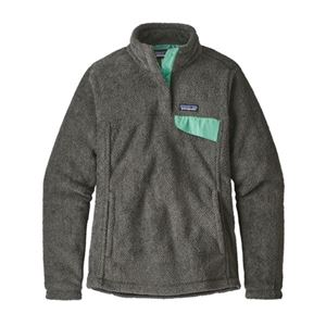 Patagonia Women's Re-Tool Snap-T Pullover Sale On Select Colors