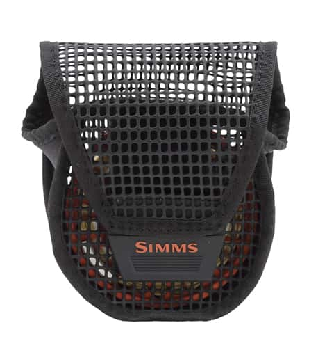 Simms Bounty Hunter Mesh Reel Pouch Small