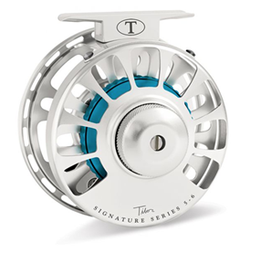 Tibor Fly Reels: Signature Fly Reel Series (Fly Line Included)