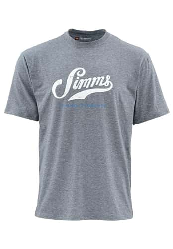 SIMMS GRAPHIC TECH SHORT SLEEVE TEE