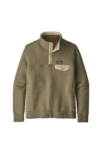 Patagonia Women S Cotton Quilt Snap T Pullover
